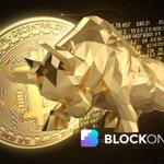 Image for the Tweet beginning: Bitcoin (BTC) Price Prediction: Bulls