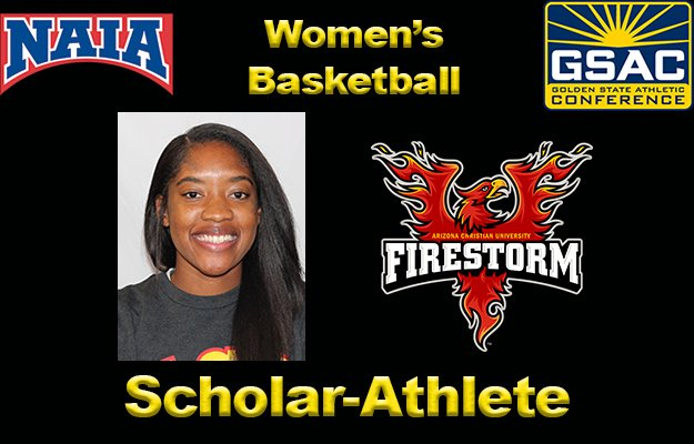 Women's Basketball: Jada Willingham Repeats As NAIA And GSAC Scholar-Athlete  - http://www.acufirestorm.com/article/1709.php…