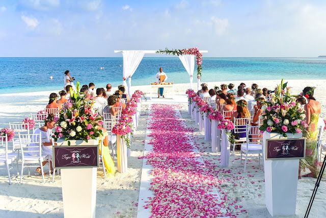 Beach Wedding Ideas and Wedding Gowns  https:// buff.ly/2ujetN9  &nbsp;   #weddingday #weddingdecor #beach<br>http://pic.twitter.com/keqOksEwMM