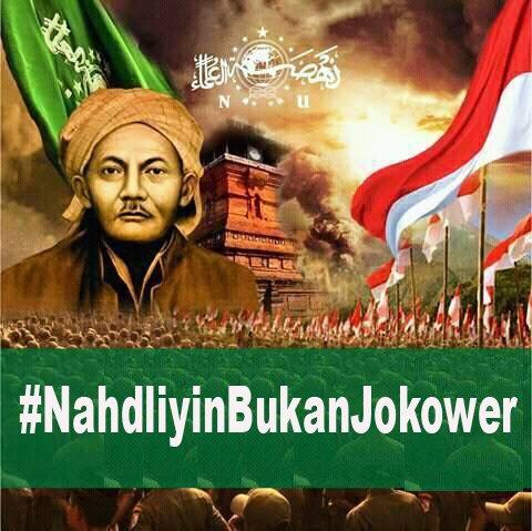 Ngopi's photo on #NahdliyinBukanJokower
