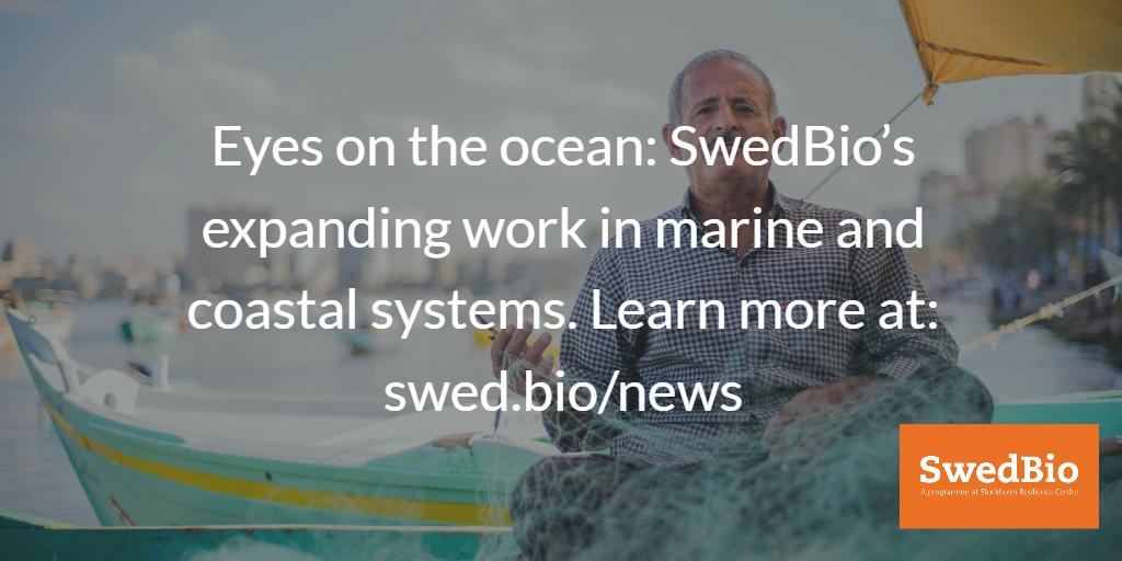 RT @SwedBio We have expanded our #marine work under our #Livelihoods, #Food and #Health theme! Here is how this exciting new work w/ @WorldFishCenter @ICSF1 @TheWCS @ForestPeoplesP @naturaljustice #SNEHA #awfishnet @BlueVentures @ICLEICBC #WanSmolBag @NRF_News looks: https://t.co/jJJRJ1078b