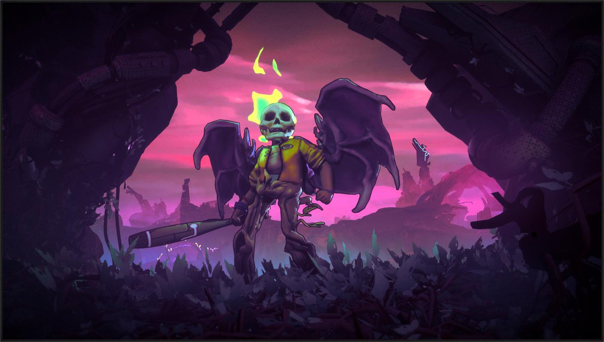 Not rad – Back-to-back apocalypses  Definitely rad – Double Fine & Bandai Namco's new game: RAD: https://play.st/2usteNT