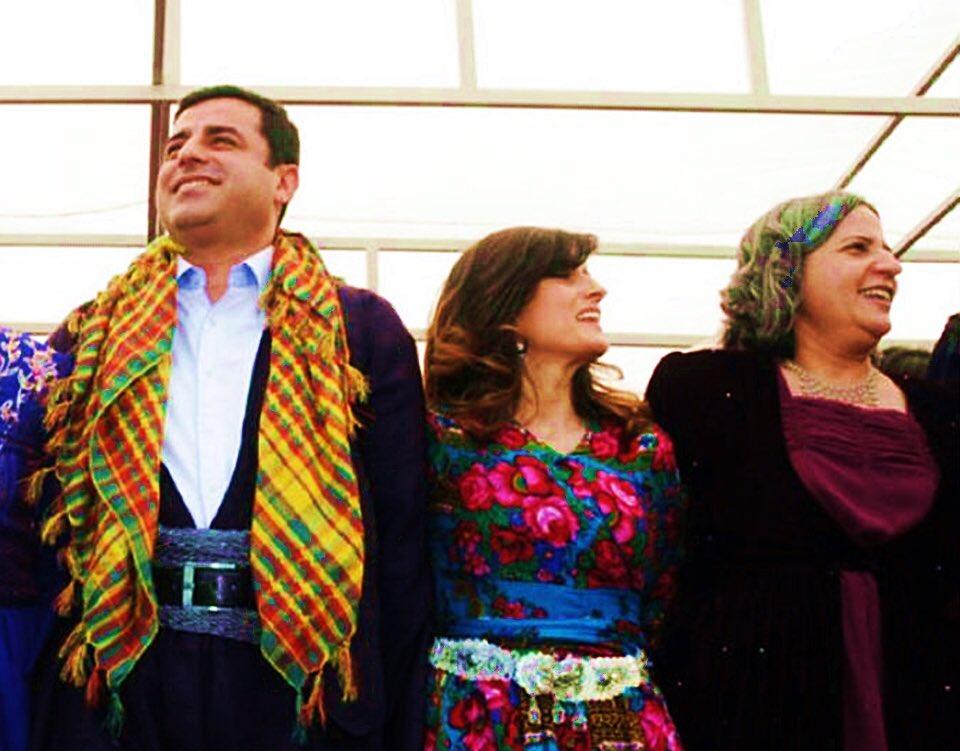 Başak Demirtaş's photo on #NewrozPirozBe