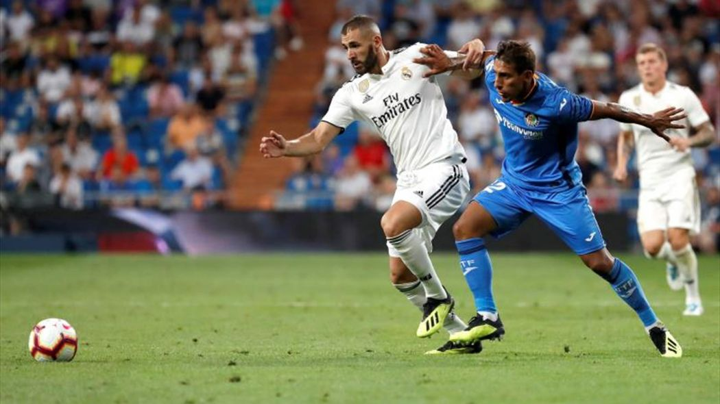 Getafe vs Real Madrid: Phá dớp?