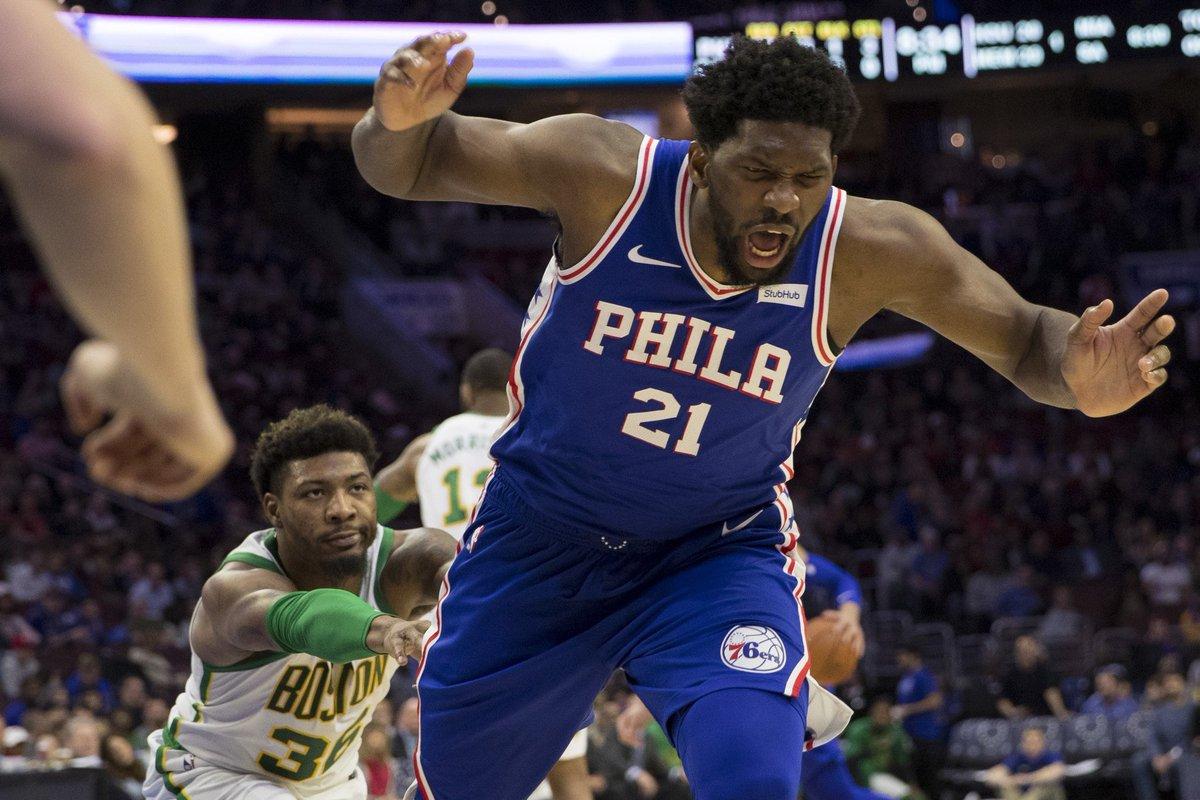 NBA Announces Punishment For Celtics Guard Marcus Smart