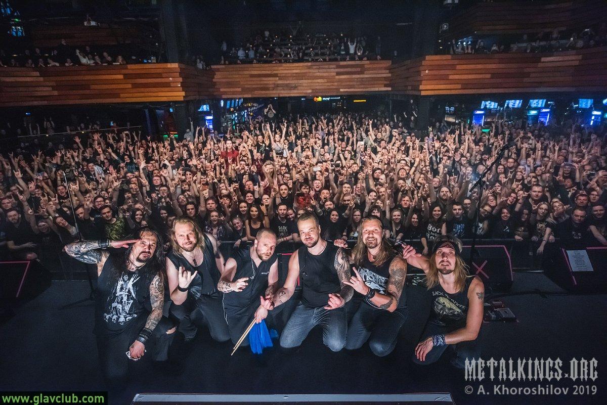 RT @glavclub: Фоторепортаж с концерта Amorphis в Главклубе https://t.co/7lK5Z2tRiH @amorphis https://t.co/gSvac0vpPw