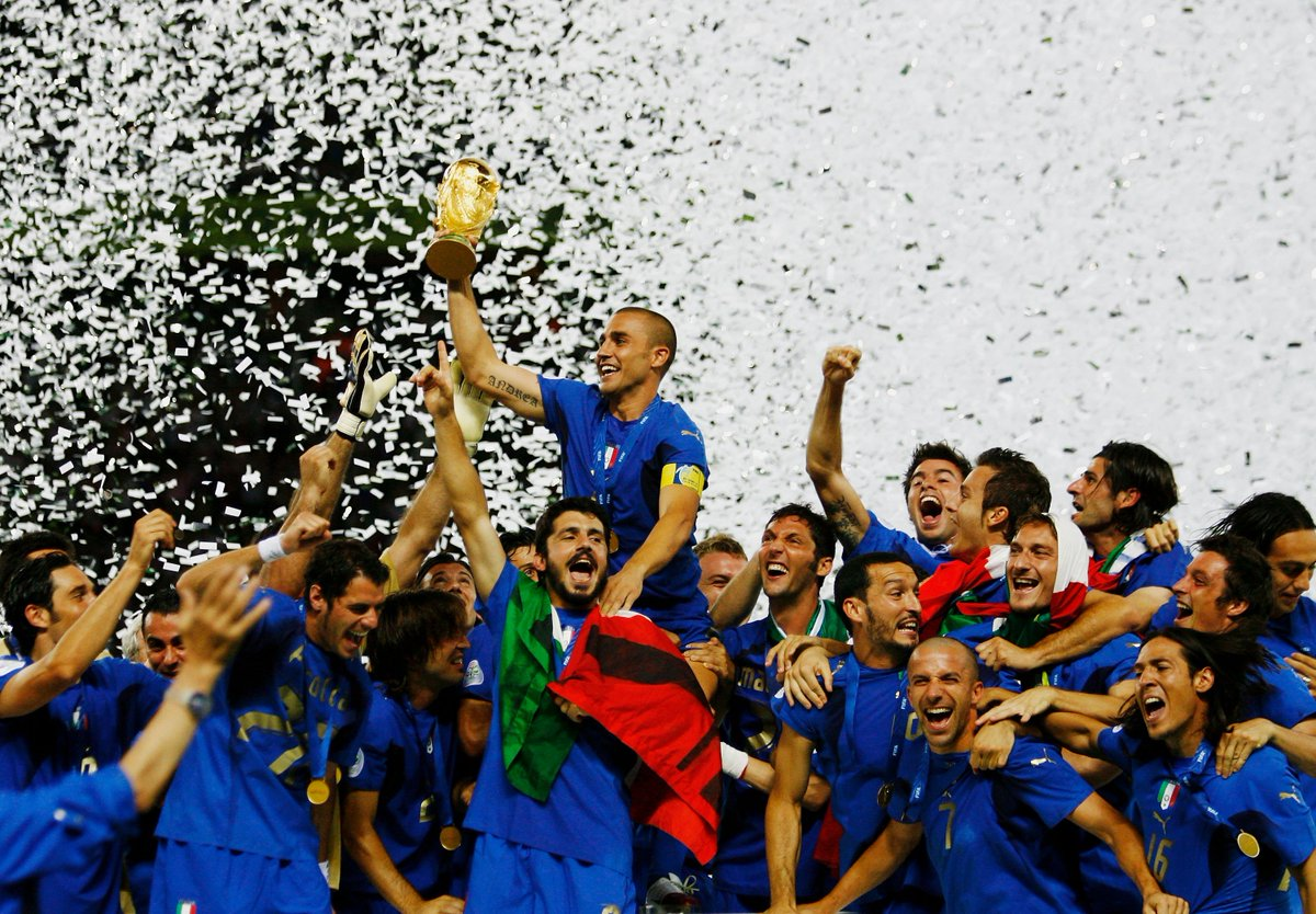 🎉 @Twitter celebrates its 13th anniversary today 🥳  🏆 We've had four #WorldCup-winning teams since its launch 👇