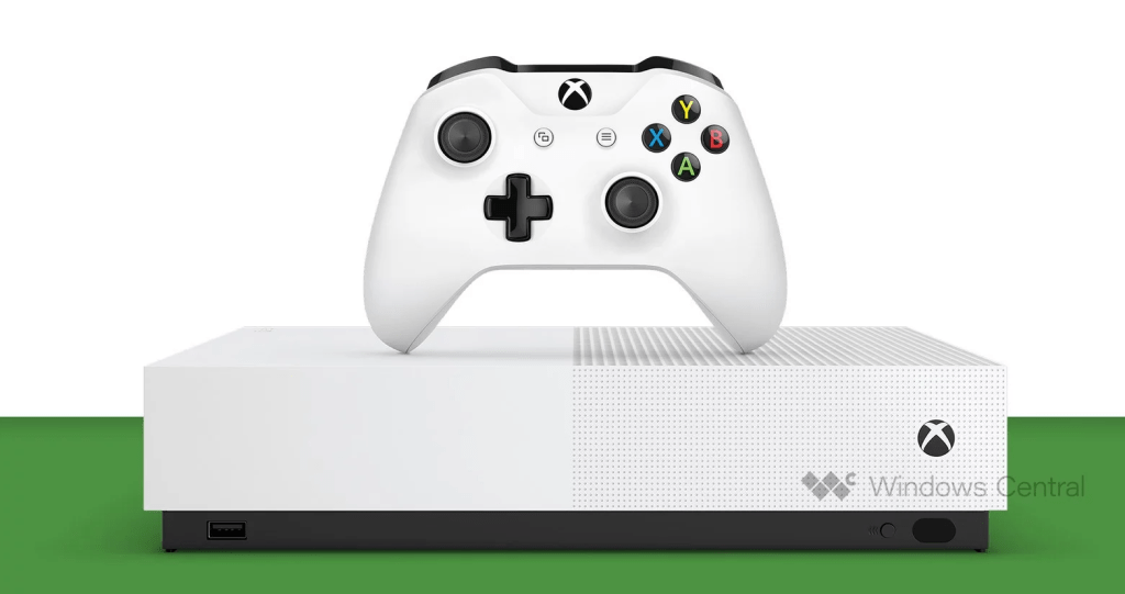 Xbox One S is reportedly getting a disc-free version in May by @bheater