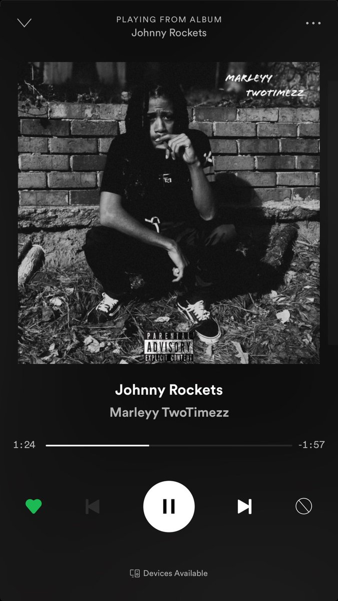 "Check Out My Single ""Johnny Rockets""🚀🔥Streaming Now On Spotify 🔉Like Comment & Share 🙏🏽💯 Don't Worry If You Don't Have Spotify Song Will Be Released On All Music Platforms Soon Stay Tuned ! 🤟🏽#twotimezz #spotify #independentartist #youtube #googlemusic #itunes #AppleMusic"
