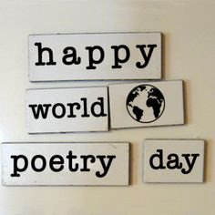 Happy World #PoetryDay! Are you a #Maine #poet looking to connect with others to hone your skill? Check out the Maine Poets Society. Their next meeting is April 27th beginning at 9:30am in Auburn.  http://spr.ly/6017EZGs5
