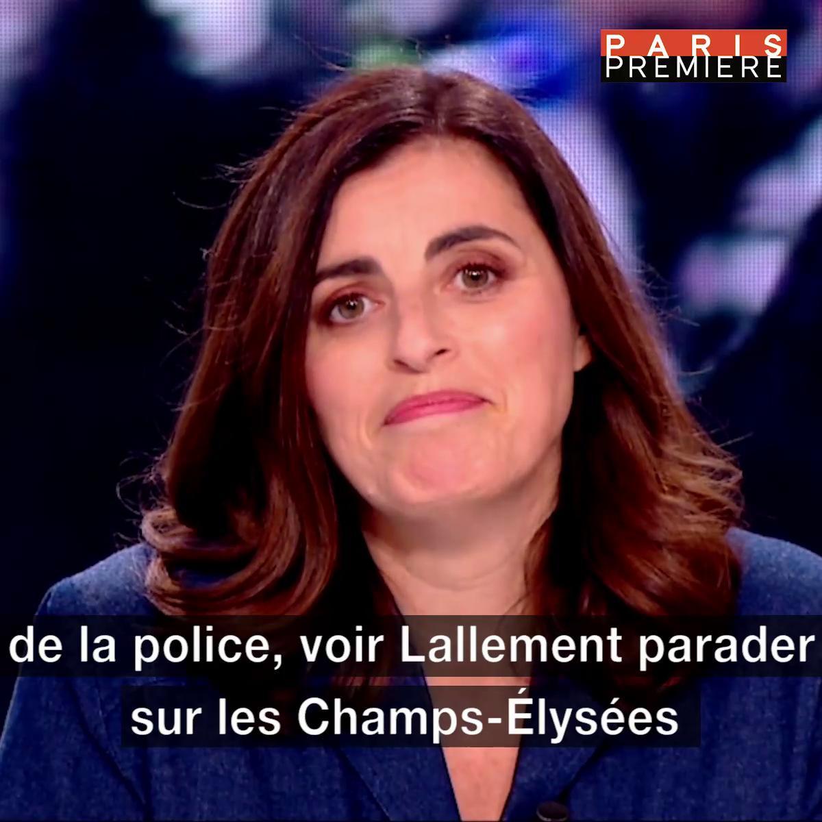 """Didier Lallement, nouveau préfet de police de Paris. 👮♂️ // """"Voir Lallement occuper les bureaux de la police et parader sur les Champs-Élysées, ça rappelle des souvenirs, et pas les meilleurs..."""" 🤣 La super semaine de Sandrine @sarroche"""
