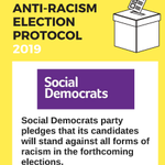 Image for the Tweet beginning: #SocDems are proud to endorse