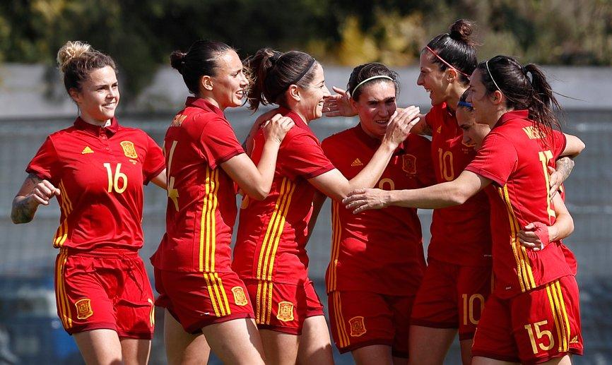 Selección Española Femenina de Fútbol's photo on Selección