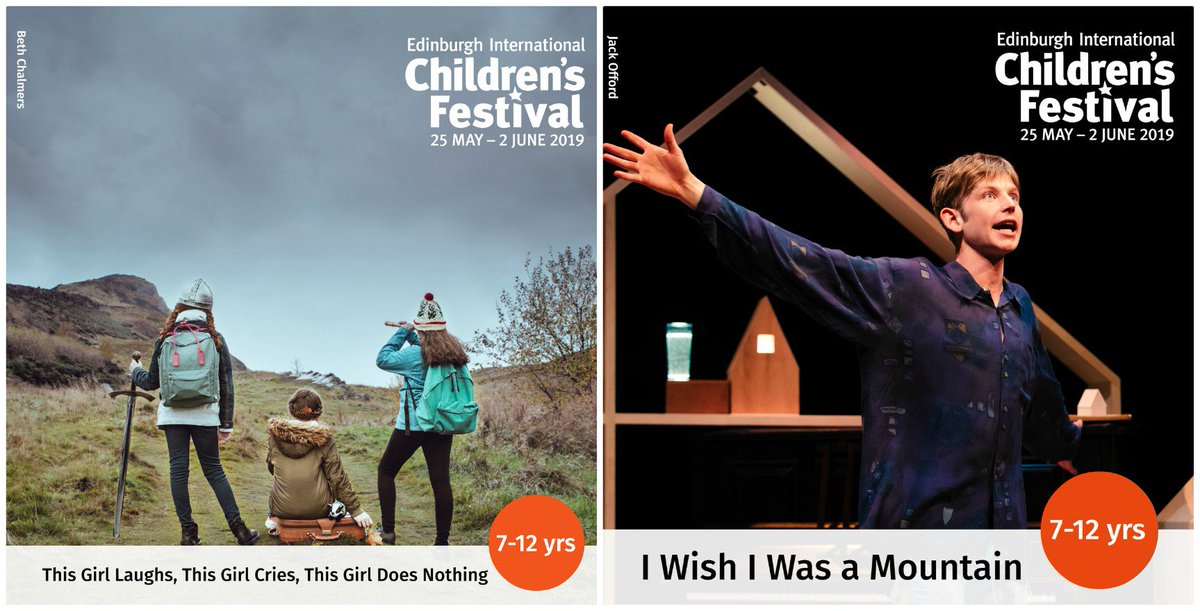 It's #SignLanguageWeek! We want our d/Deaf audiences to have wonderful theatre experiences at #EdChildrensFest.  Check out our 2 #BSL performances: -I Wish I Was A Mountain https://www.imaginate.org.uk/festival/whats-on/i-wish-i-was-a-mountain… -This Girl Laughs, This Girl Cries, This Girl Does Nothing  https://www.imaginate.org.uk/festival/whats-on/this-girl-laughs-this-girl-cries-this-girl-does-nothing…