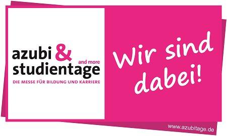 #Azubi & Studientage 2019 in #München: Wir sind dabei!  Informationen über...