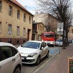 Image for the Tweet beginning: Zwłoki w mieszkaniu przy Gimnazjalnej