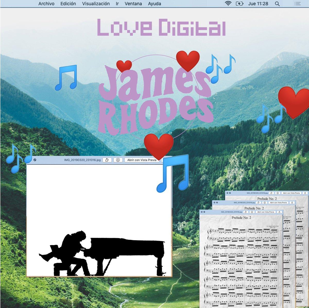 @JRhodesPianist ¡Increíble colaboración! ¿Qué tal esta portada para tu siguiente disco?