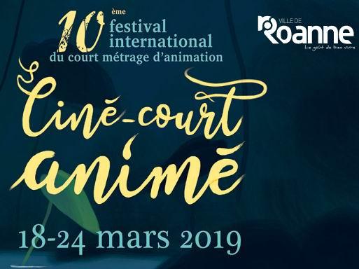 """Mon film  """"Gâteau Gato"""" en compétition """"expérimentale"""" au Festival international du court métrage d'animation de  Roanne ( FRANCE ) du 18 au 24 mars 2019 ;) https://t.co/5jvwcqgn7M https://t.co/VapgMsedVm"""