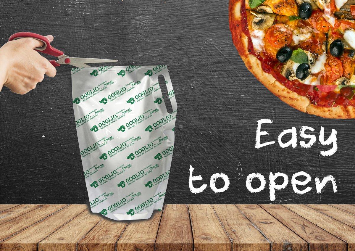 Goglio Packaging On Twitter Why Choose Goglio Packaging Smart To Open Pouches Make Your Work In The Kitchen Easier Goglio4pizza Gogliopackagingspecialist Campionatomondialedellapizza Pizzaworldchampionship Cibusconnect Https T Co G3i4o5vbzk