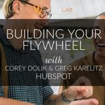 Image for the Tweet beginning: The Buildng your Flywheel with