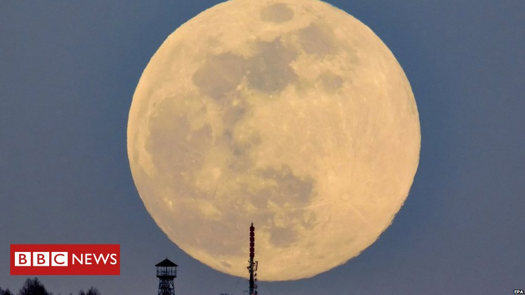 Last supermoon of 2019 seen around the world ��     https://t.co/Gc1wIcvZOp https://t.co/SSRIPS7MV2