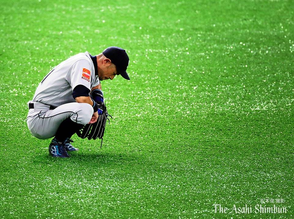 朝日新聞 映像報道部's photo on #ichiro