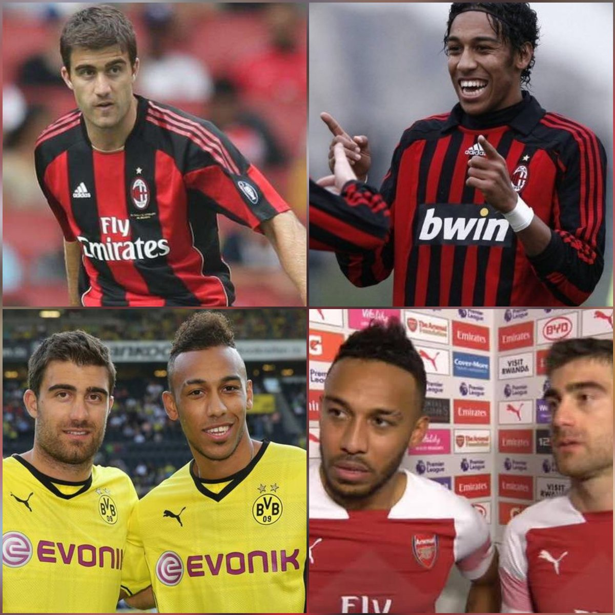 @SokratisPapa5 and @Aubameyang7 played for the same team 3 times in their career #afc #arsenal<br>http://pic.twitter.com/ZBRpuW5tVx
