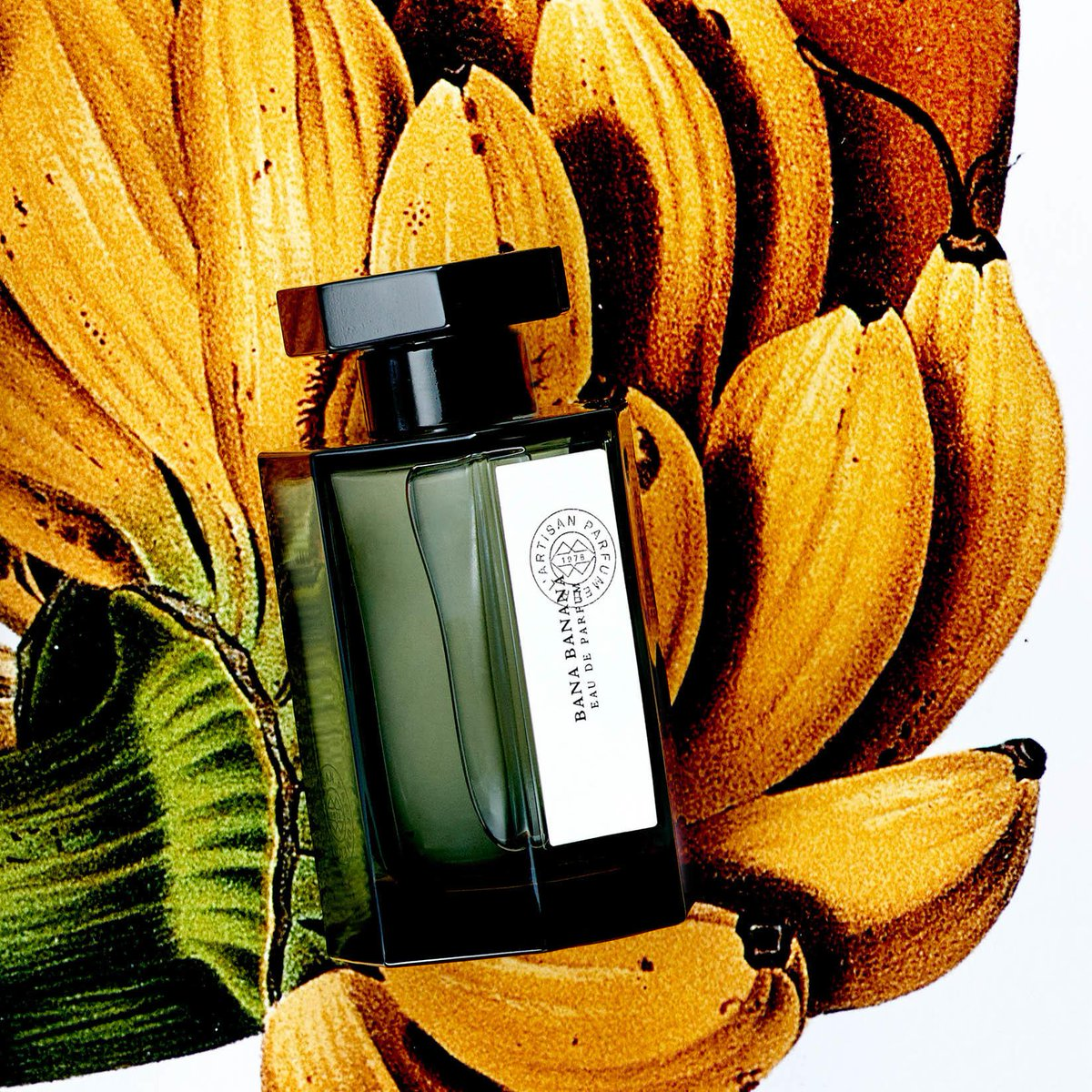L'Artisan Parfumeur celebrates International Fragrance Day than with the launch of its newest fragrance, Bana Banana. An amber Banana - a rare, yet rich baroque-style composition - a blend of jasmine and candied bananas. #banabanana https://t.co/MX2Wp9BN1N https://t.co/zUqIKXqYqn