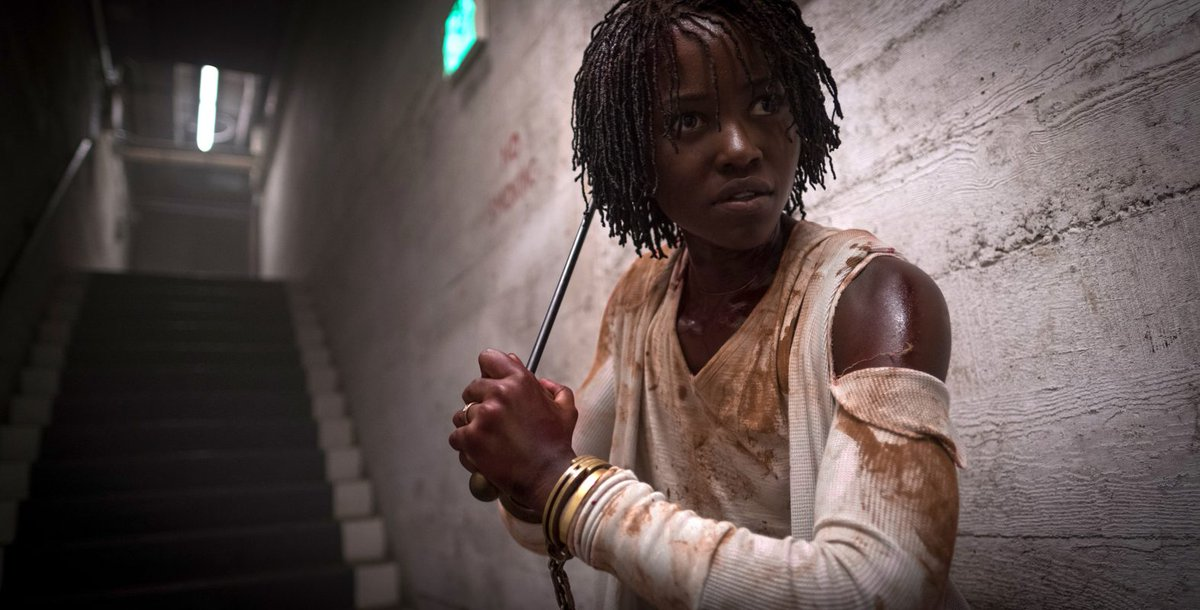Awards Profile 2019: Jordan Peele's '#Us' from Universal Pictures - http://bit.ly/2TiE4jj  - #AcademyAwards #Horror #JordanPeele #LupitaNyongo #Monkeypaw #Oscars #WinstonDuke