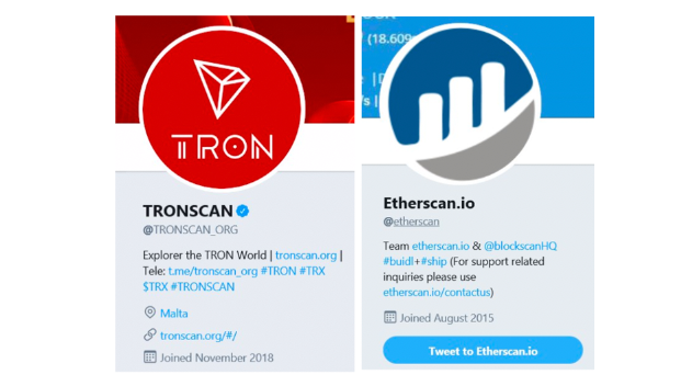 Congrats to @TRONSCAN_ORG, one of the best #TRON blockchain explorers in the TRON ecosystem, keep the good work. #TRX $TRX