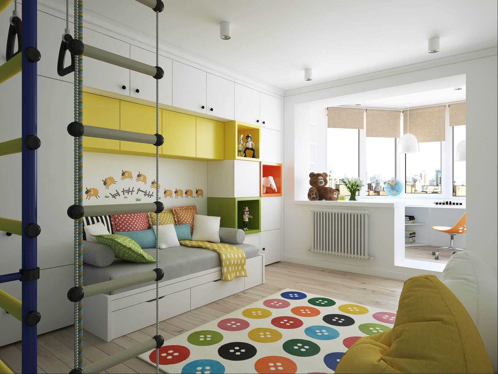 Картинки детские комнаты крутые, открытка