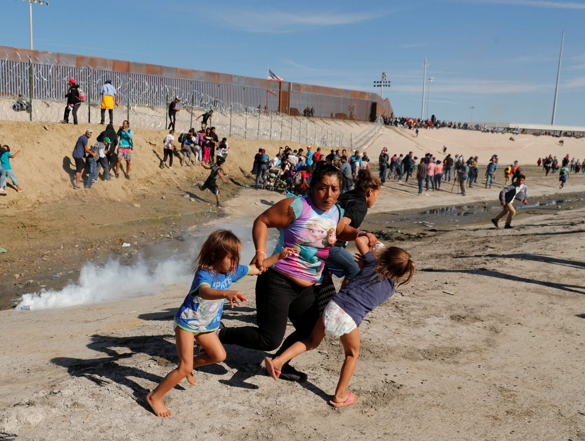 Trump Forced to Admit the Failure of His 'Zero Tolerance' Border Solution dlvr.it/R1GRrF