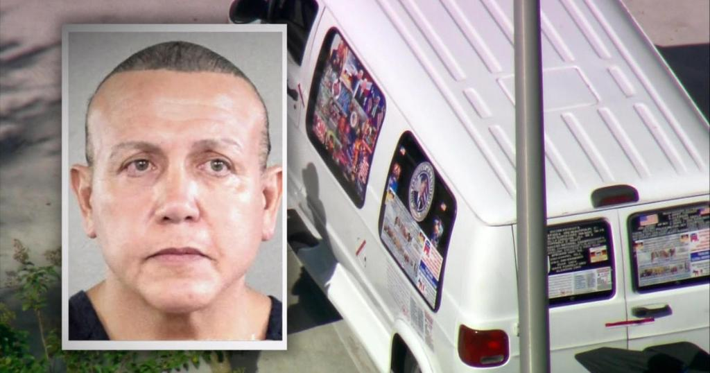 Cesar Sayoc, Florida man who sent pipe bombs to media, Trump critics, set to plead guilty https://cbsn.ws/2TPM0xC