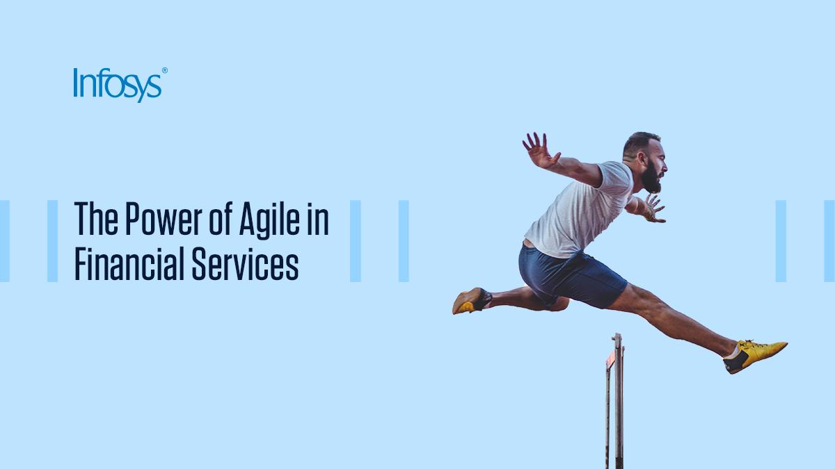 #Agile is the buzz word in any #DigitalTransformation story, particularly in the #FinancialServices industry. But what are the common themes around agile that banks and other financial bodies need to be cognizant of. Read more here https://infy.com/2TQsEbw  #InfosysInsights
