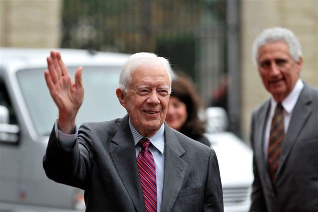Jimmy Carter Is About To Be The Oldest Living President In U.S. History on Friday