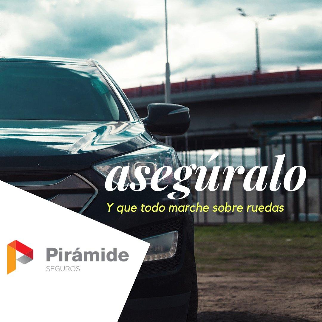 Seguros Pirámide's photo on #FelizJueves