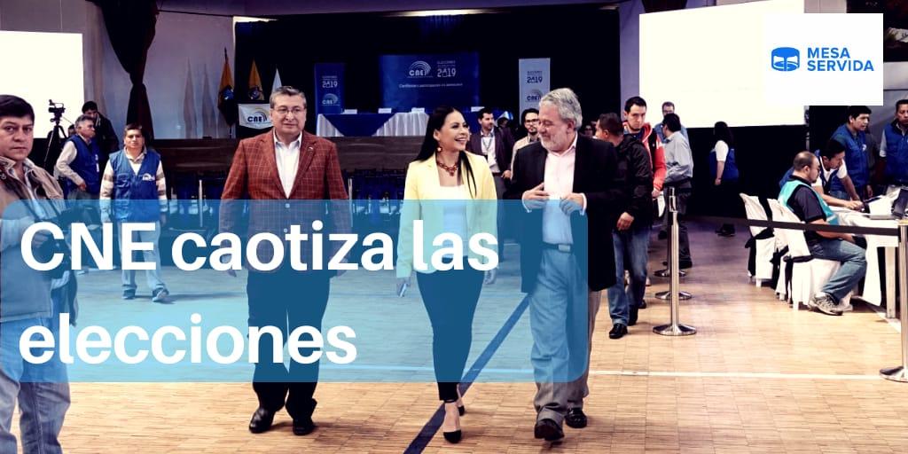 MesaServidaEC's photo on #FelizJueves