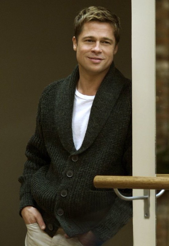 Bamf Style On Twitter From His Shawl Collar Cardigan And Flight Jacket To Baracuta Jacket And Bullitt Inspired Sportcoat Read How Brad Pitt Channeled Stevemcqueen In The Curious Case Of Benjamin Button 2008 Https T Co Md3eefoeau