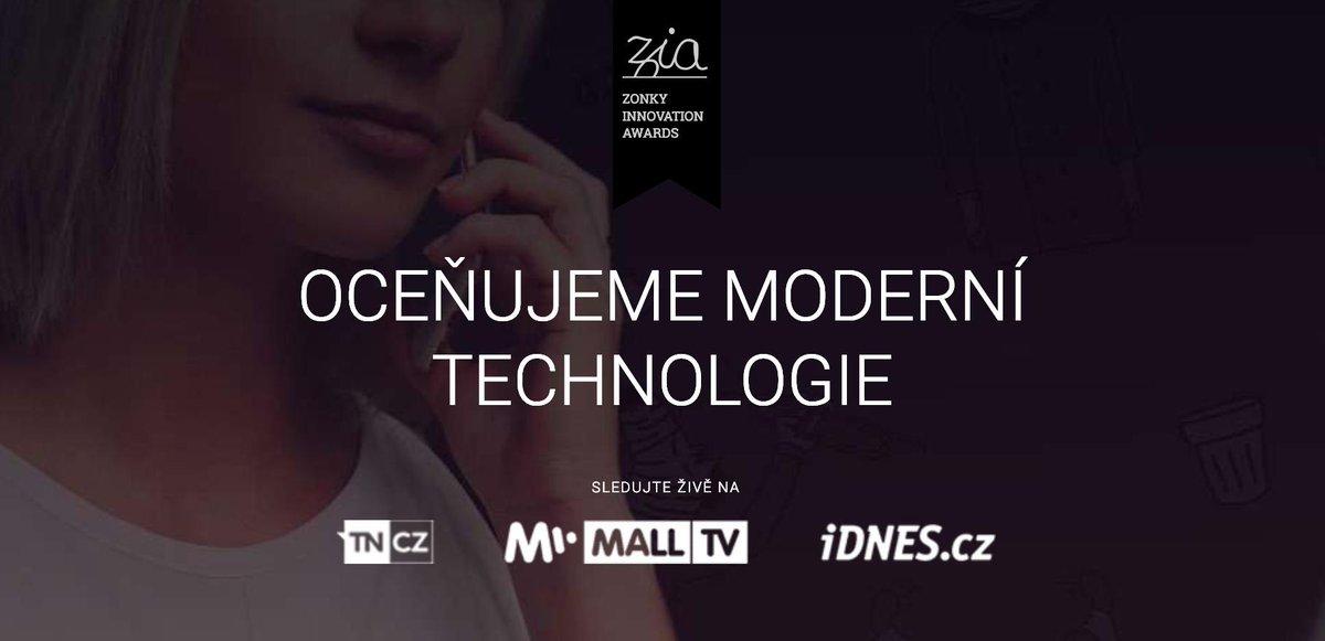 Večer budeme s Tipli součástí slavnostního vyhlášení Zonky Innovation Awards  přímý přenos vysílá iDnes, Mall TV, http://TN.cz a http://Info.cz  odkaz na přenos také zde: https://www.hardyn.cz/sledujte-stream-slavnostniho-vyhlaseni-zonky-innovation-awards/… #zonkyinnovationawards @ZonkyA @zonky_czpic.twitter.com/dPshh2X8Uf