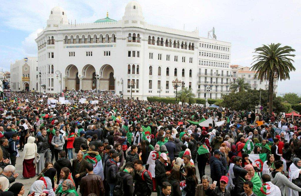 Anti-Bouteflika protests shake Algeria business community https://t.co/r2kv30TfeL https://t.co/p0GKLtYNnS