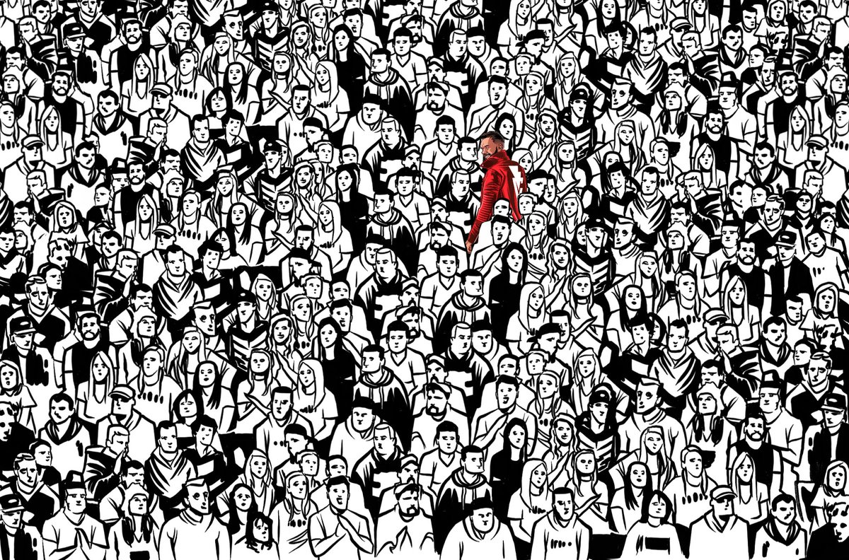 Where's Waldo? Psssshhhhh...... How about Find Finn! #finnart #finnbalor @FinnBalor