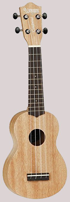 Tanglewood Union series TU1 Soprano at Ukulele Corner