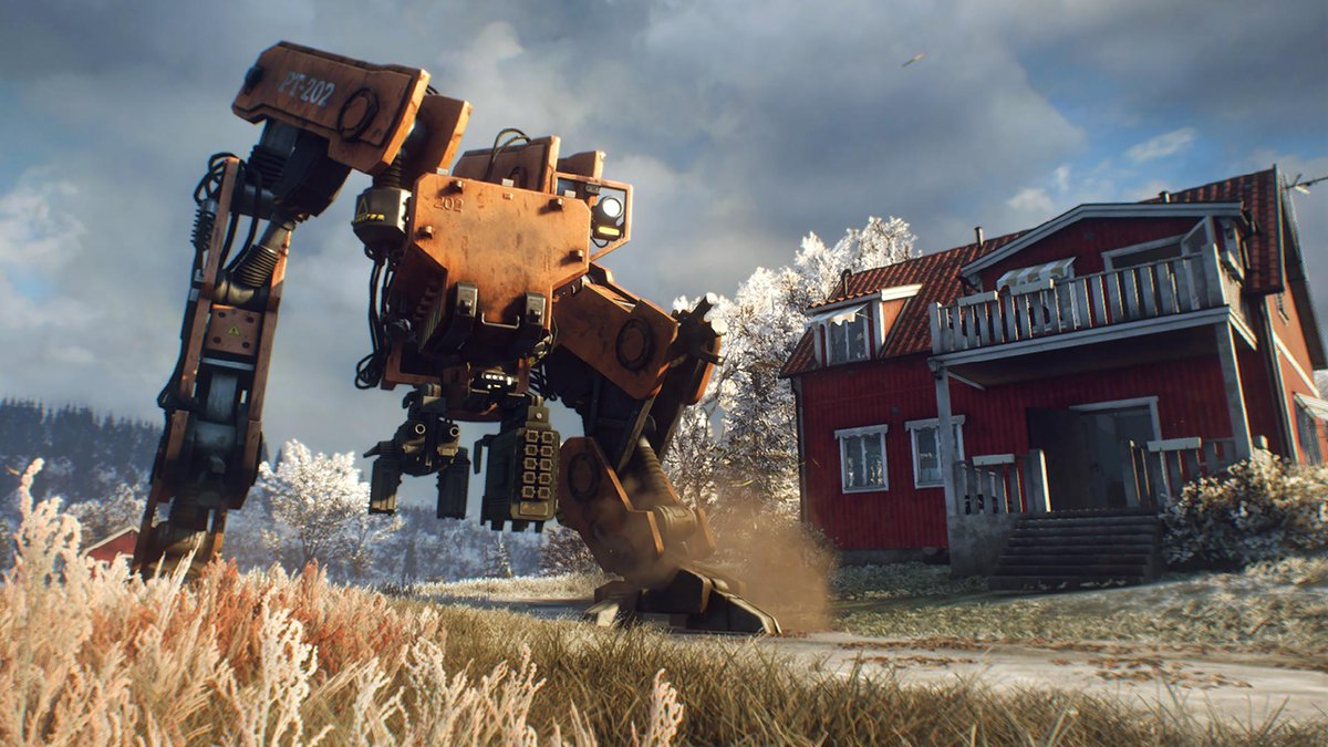 How do you get buy-in from a publisher for a game about recreating your childhood adventures? @Avalance Sweden reveal all ahead of Generation Zero's release on 26th March: https://play.st/2uk1ElF
