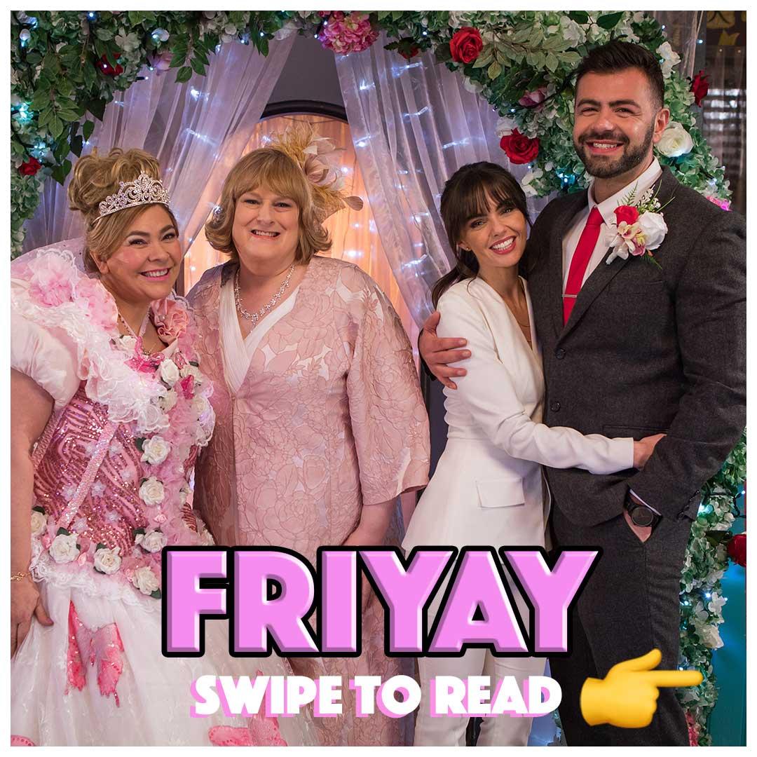Hollyoaks's photo on #friyay