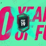 Image for the Tweet beginning: FUT Birthday starts tomorrow! 🎂