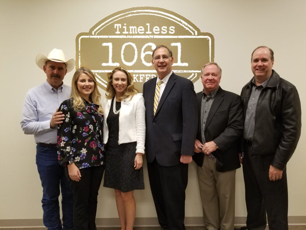 Thank you @kffb1061 for joining us in north central #Arkansas this week. The Cleburne County Judge and Heber Springs mayor joined me in this interview following an event at the @heberchamber. https://www.kffb.com/wp-content/uploads/2019/03/Jerry-Holmes-Caitlyn-Garner-Ginger-Lewellyn-Harper-John-Boozman-Jimmy-Clark-Bob-Connell-1024x768.jpg…