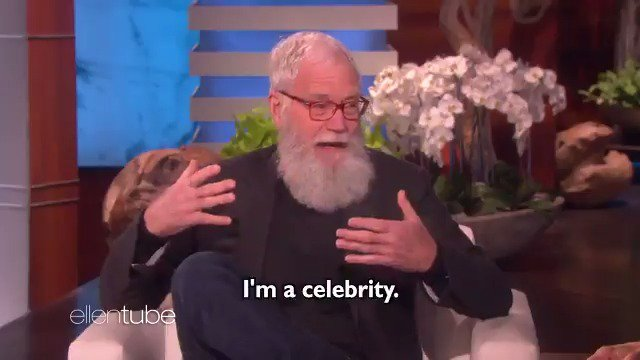 Next time a white-bearded man says hello to you on a star tour in Hollywood, just assume it's David @Letterman. https://t.co/FTgqhy2zZY