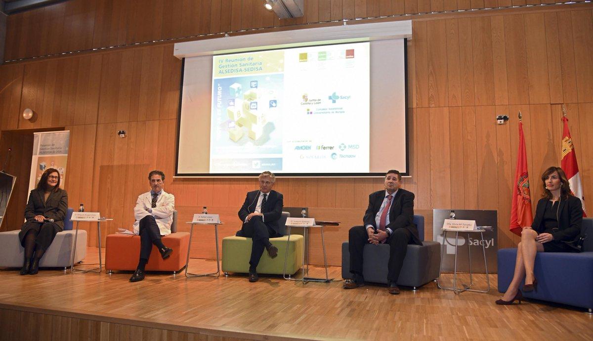 El #HUBU acoge la IV Reunión de #GestiónSanitaria que pone de relieve falta de relevo generacional en puestos de gestión sanitaria @sedisa_net  ACTUALIDAD SANITARIA en nuestra web: NOTICIAS 🗞️🗞️ http://www.combu.es/noticia/el-hubu-acoge-la-iv-reunion-de-gestion-sanitaria-que-pone-de-relieve-falta-de-relevo… #salud #gestores #Burgos