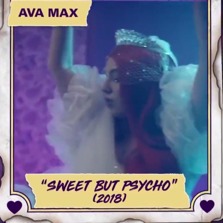 Get to know the newest pop queen @AvaMax with her Starter Pack 💕✨