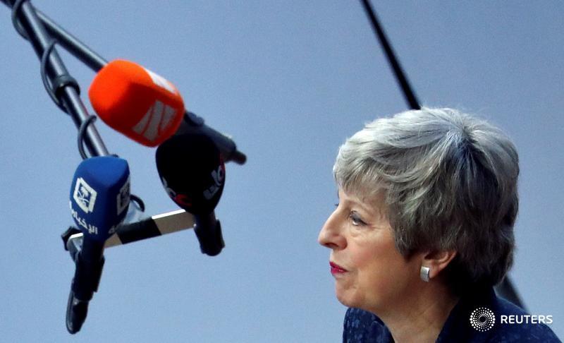 No deal beckons: EU presses UK PM Theresa May on #Brexit deal https://t.co/f1YNZrpjTG @WJames_Reuters @loughrichard https://t.co/XyOqxTgAgq